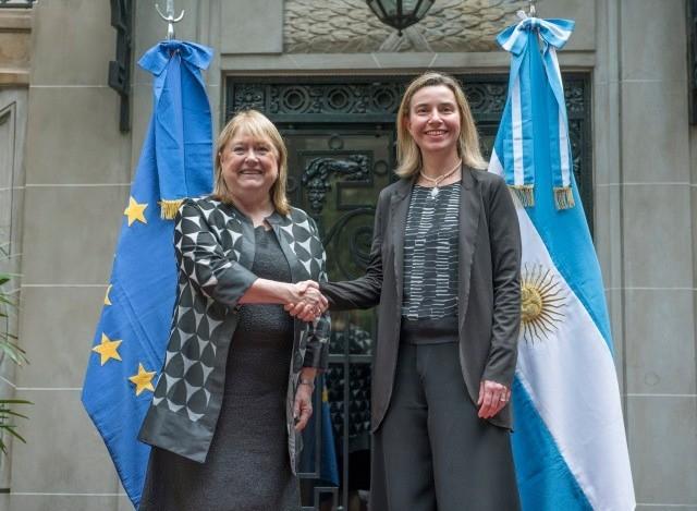 La Unión Europea respeta la institucionalidad y la justicia argentina