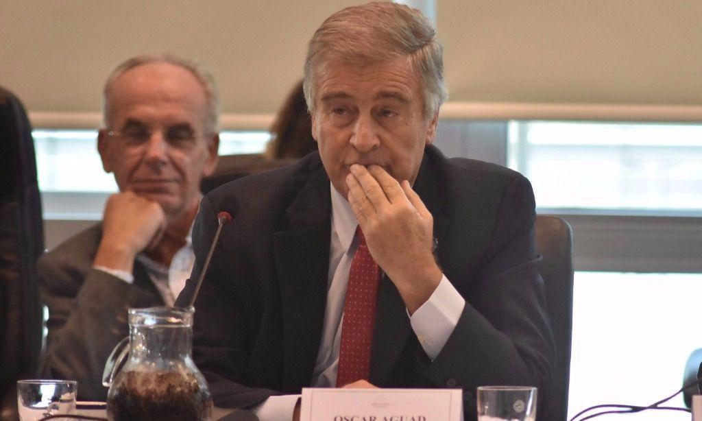 El «sincericidio» de Aguad: «Es muy probable que el Presidente conociera el acuerdo»