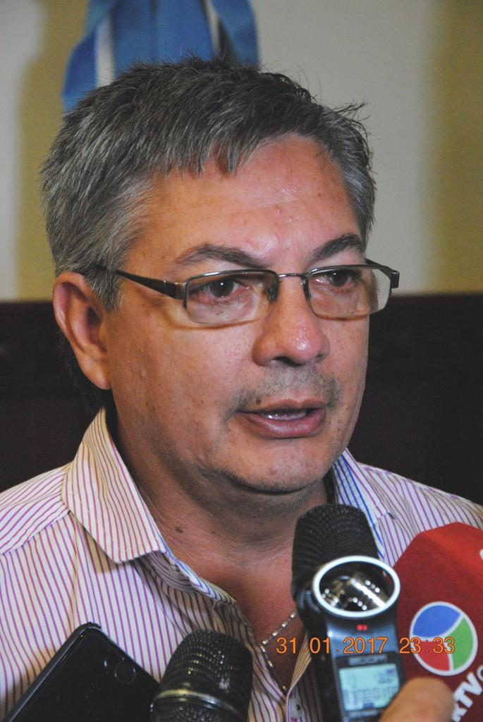 Tejerina destacó resolución de la Justicia en el conflicto de El Talar
