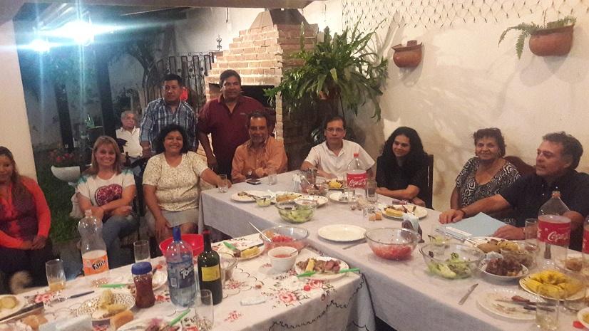Amplio respaldo a la presidencia de Carlos Haquim al PJ jujeño
