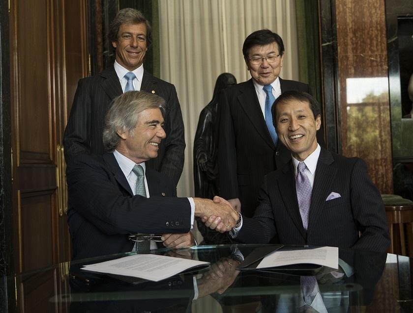 Ledesma firmó un acuerdo con Mitsui Argentina