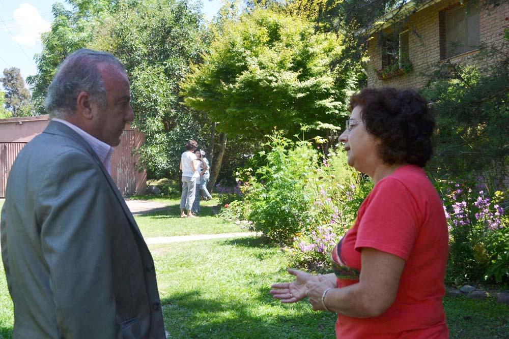 La Defensoría del Pueblo se plegó a la campaña para evitar el cierre del «Hogar del Sol»