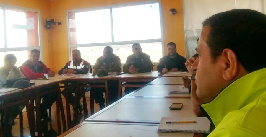 La Defensoría se sumó a la mesa de trabajo del Comité de Frontera con Chile