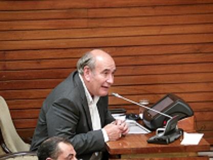 Rubén Rivarola ratificado en una de las Vicepresidencias de la Legislatura