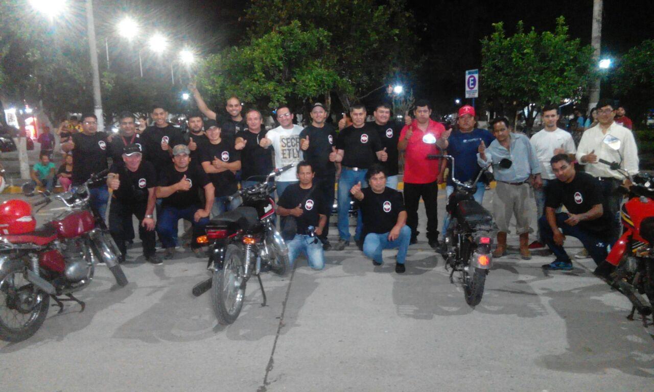 El club que agrupa a Motos Clásicas Jujuy brindó una exposición