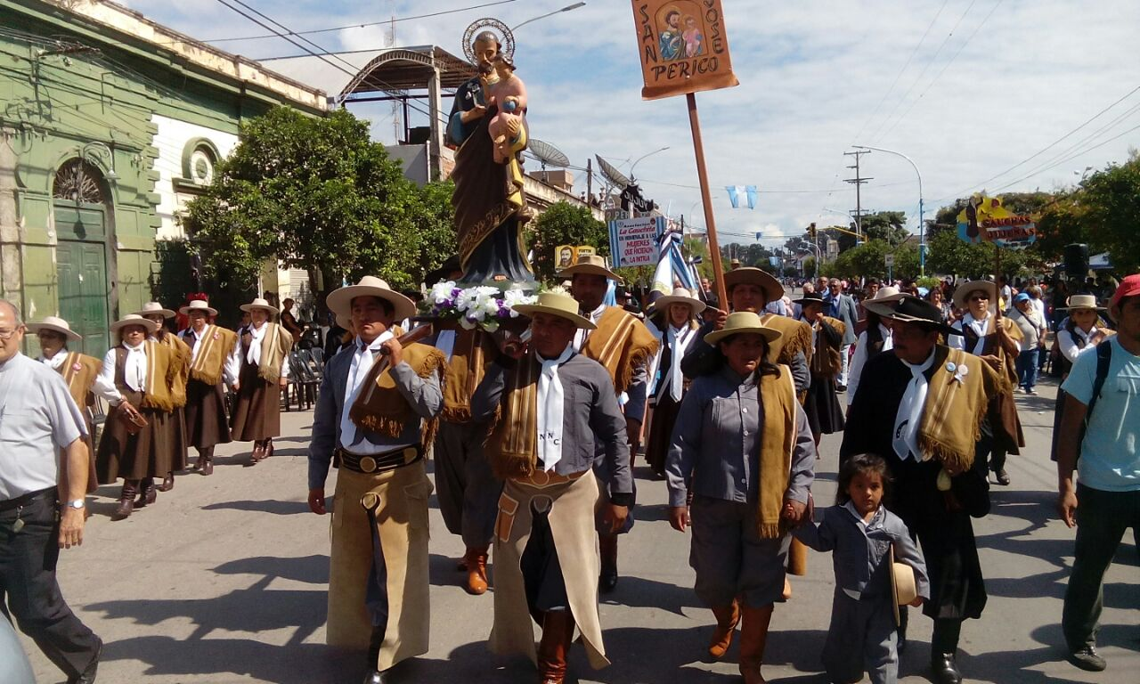 Perico vibró con la octava en Honor al Patrono San José