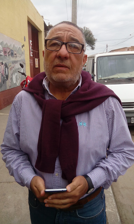 Héctor Carril invitó a la exposición de productores y artesanos que se realizará el Sábado y Domingo