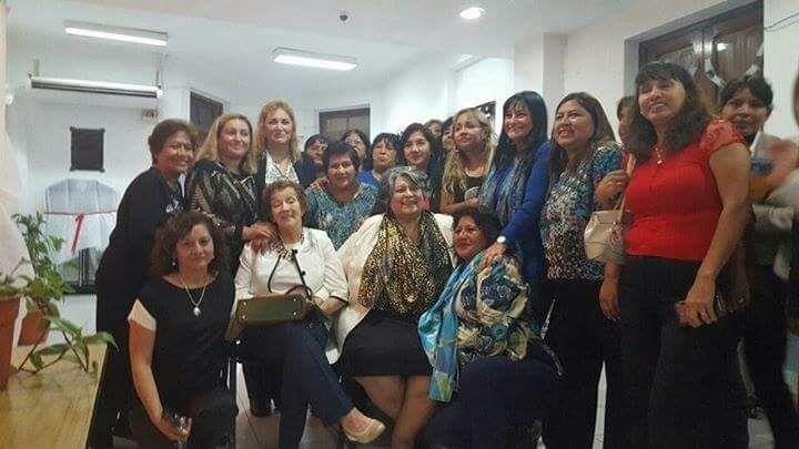 Homenaje a Mujeres Radicales