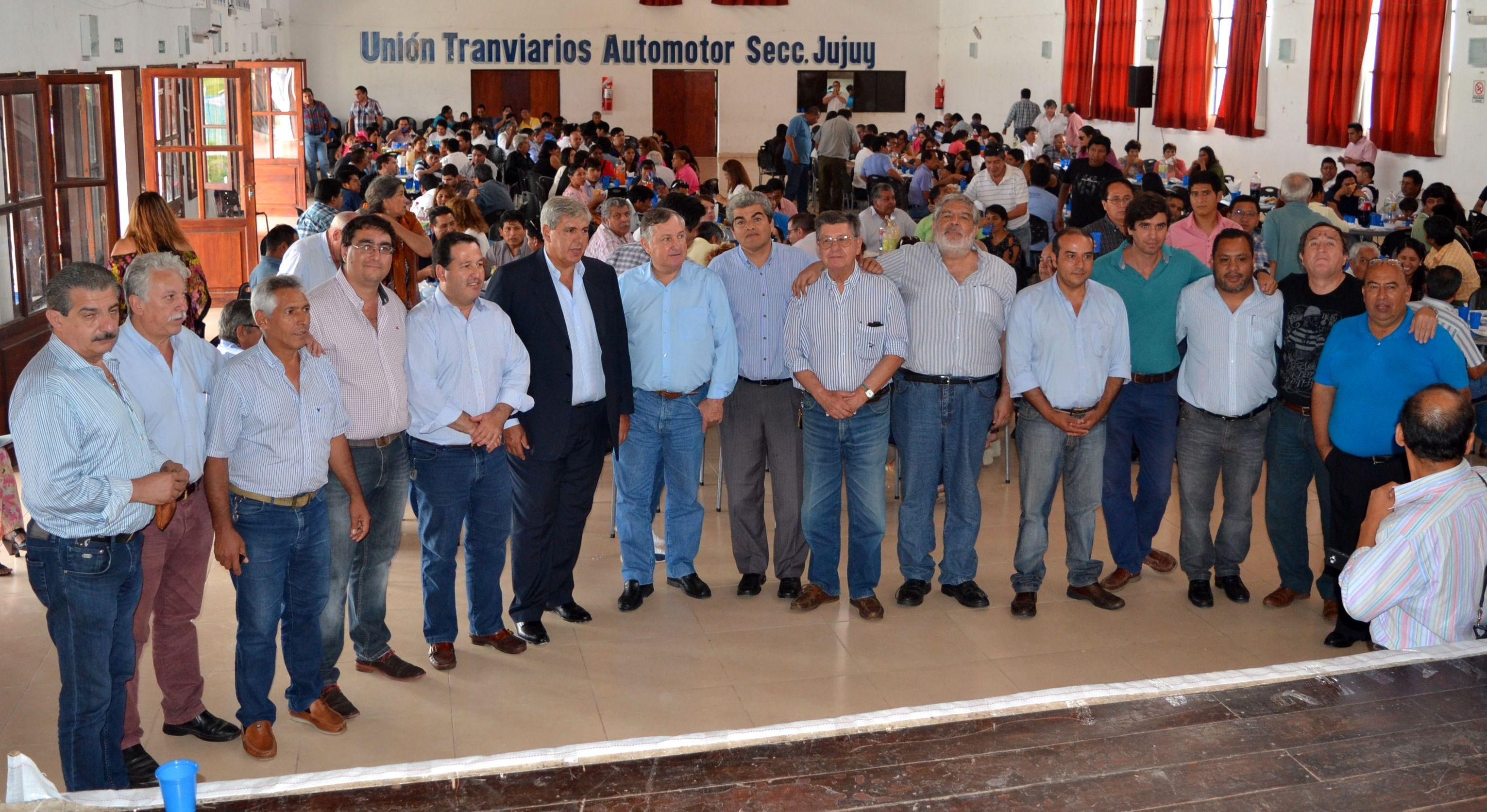 El FR ratificó apoyo al Frente Cambia Jujuy