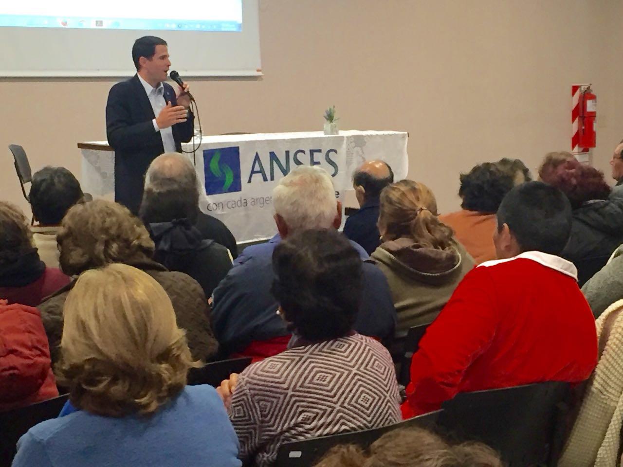 ANSES brindará charlas informáticas a entidades intermedias