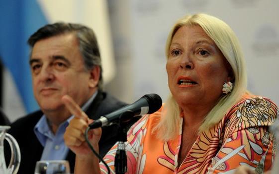 La UCR y Carrió boicotean el #1A y Peña intenta un salvataje en las redes