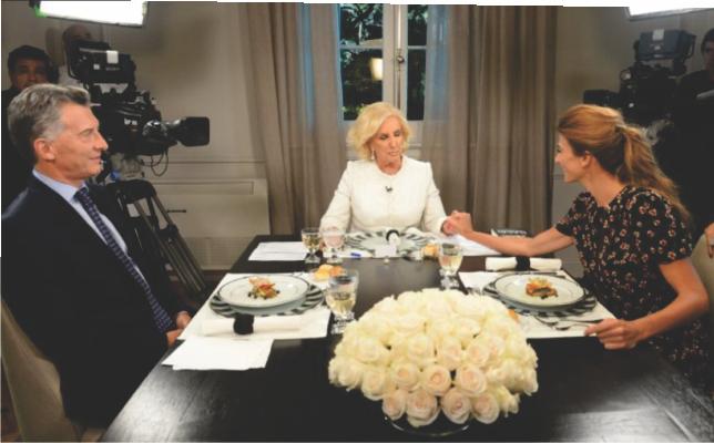Massa comparó a Macri con Cristina