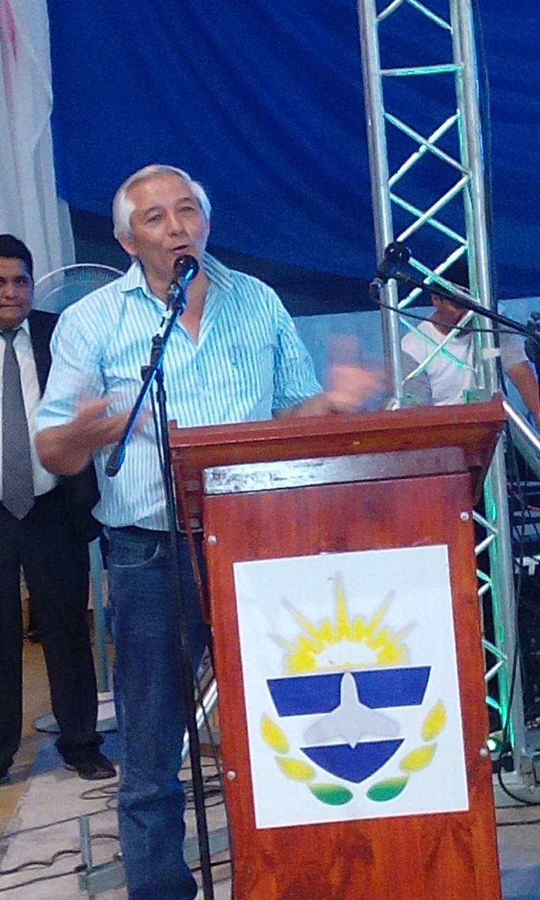 El Concejo Deliberante de Perico decidió que el Intendente hable a la misma hora que el Gobernador