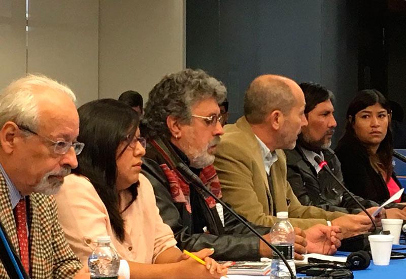 El Estado rechazó ante la CIDH que se criminalice la protesta en Jujuy