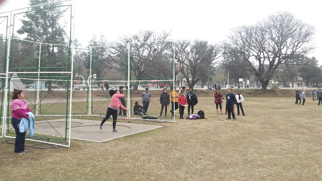 VI Encuentro de Atletismo Provincial