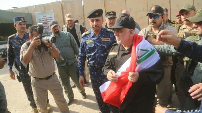 Ahora sí es oficial: Irak declara la victoria en Mosul