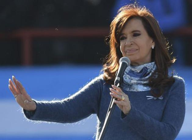 Cristina pidió que se suspenda la marcha del 7 de agosto