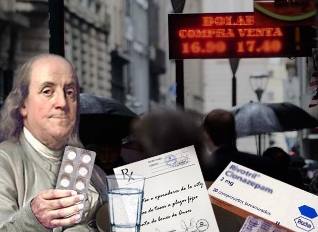 Condicionado por la ola de aumentos y suba del dólar, el Banco Central ratifica la política de «mano dura» con las tasas