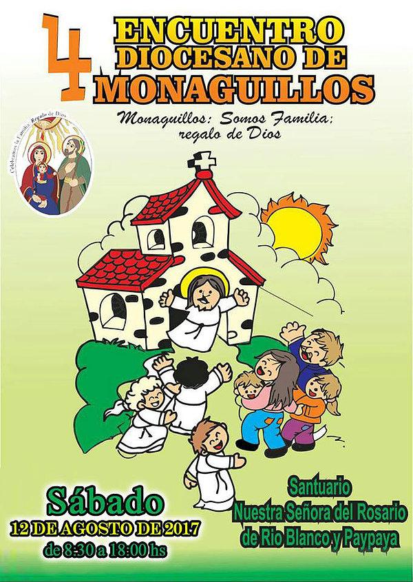 4° Encuentro Diocesano de Monaguillos
