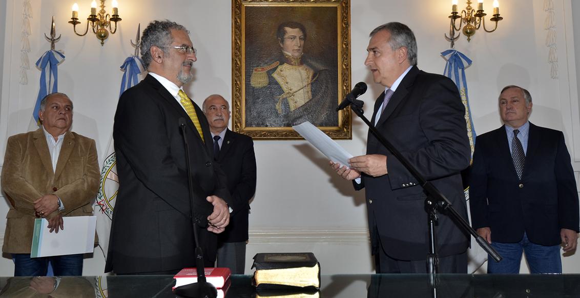 Gustavo Bouhid es el nuevo Ministro de Salud