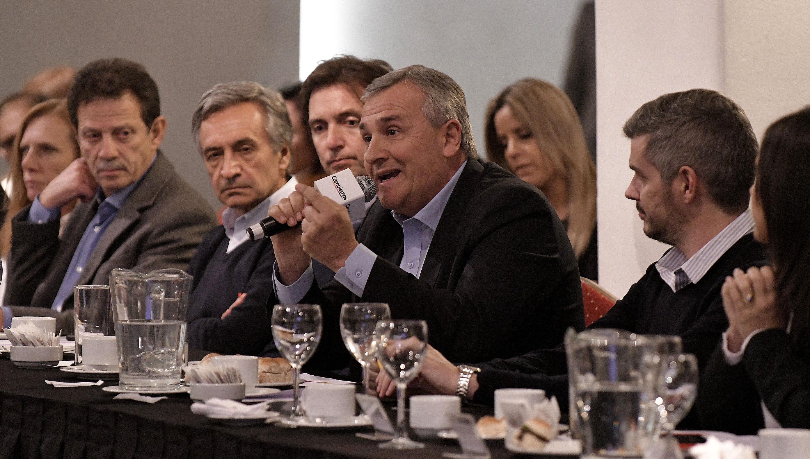 Morales: «Cambiemos es la garantía para no volver al pasado»