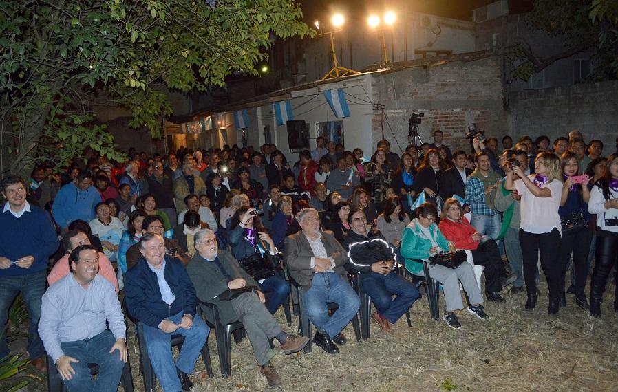La Lista «UNA Jujuy» habilitó una histórica sede
