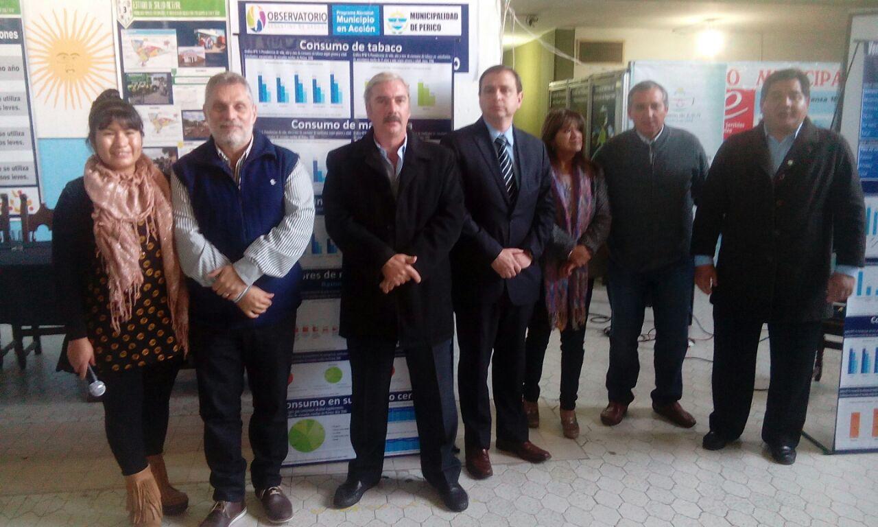 Observatorio de drogas del norte argentino