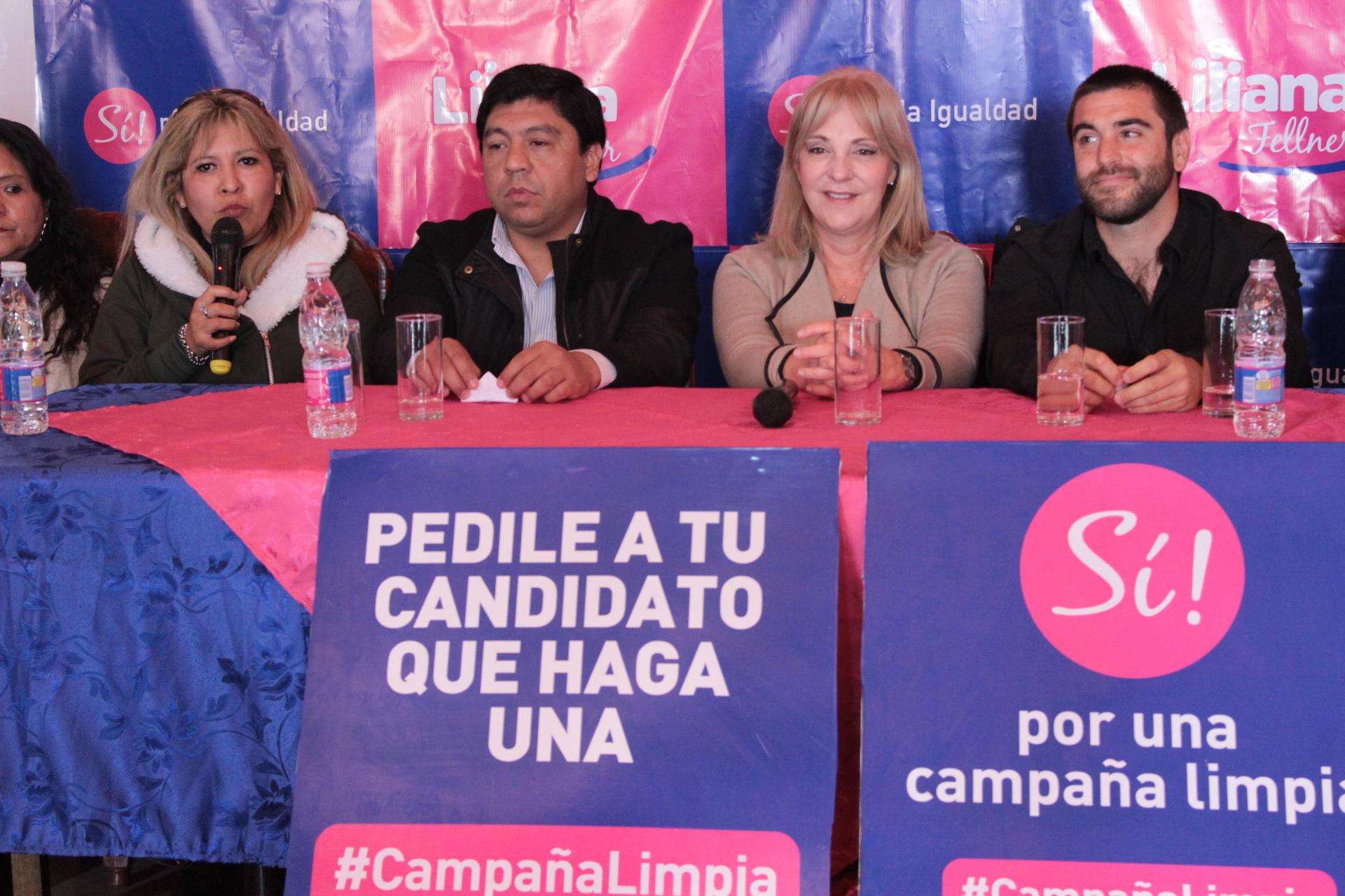Presentaron propuestas para campaña limpia