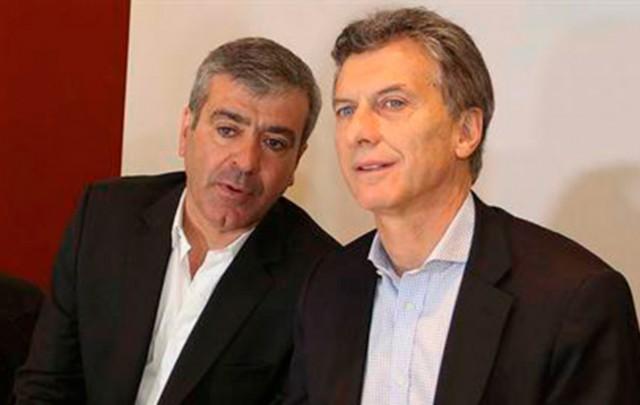 Macri presentó a José Cano como el «futuro gobernador»