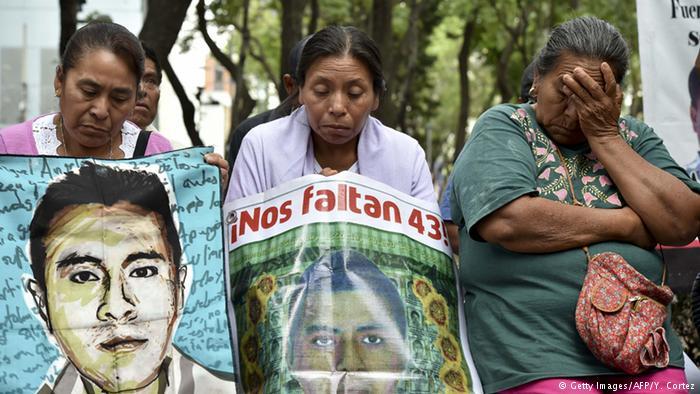 «Cada dos horas desaparece una persona en México»