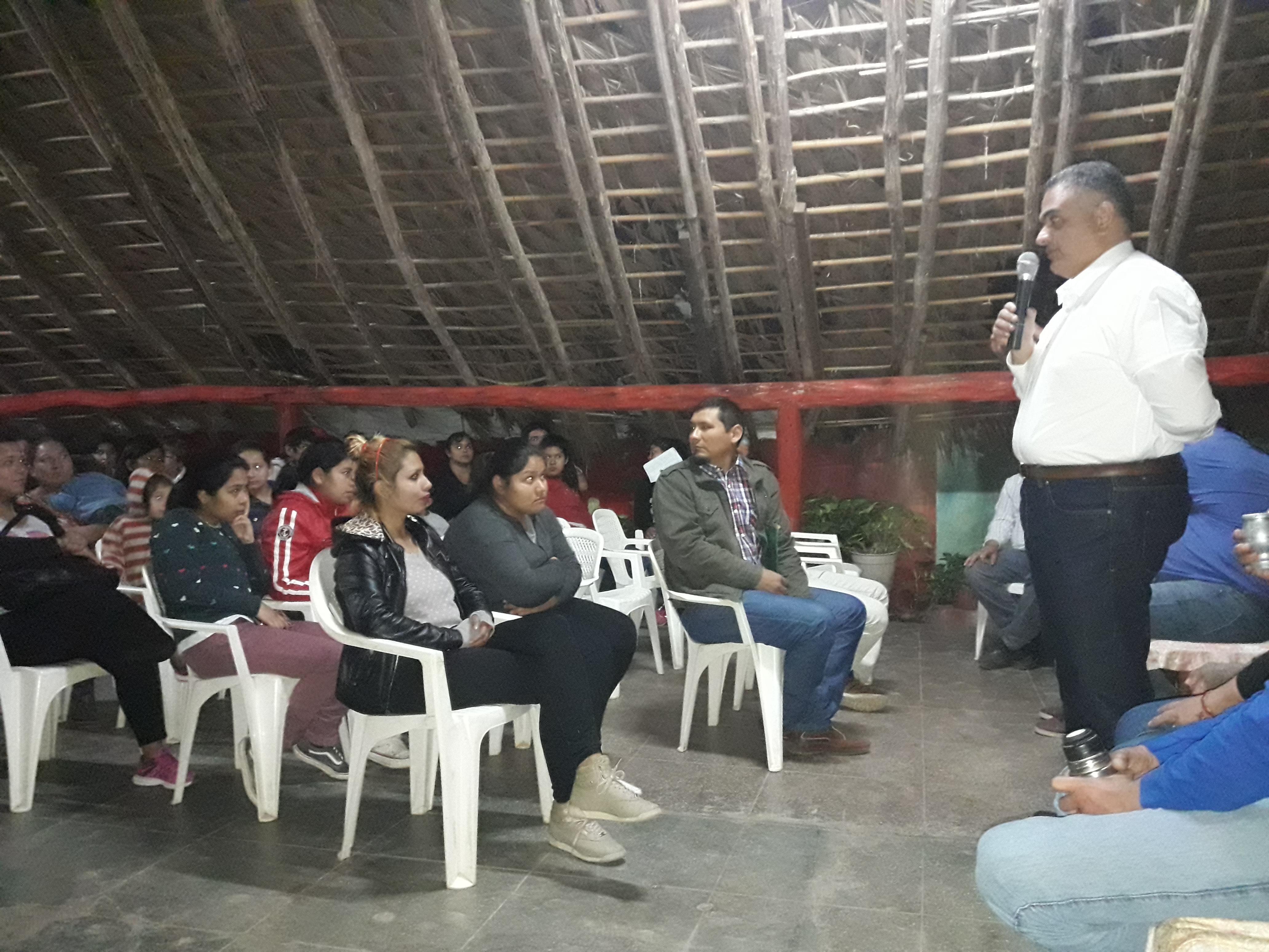 """Ignacio Sadir: """"Cada rincón de Jujuy posee grandes posibilidades de desarrollo y crecimiento"""""""