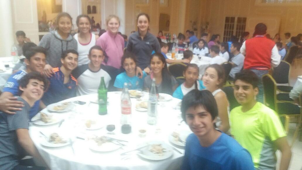 Los jujeños participarán del 51° Campeonato Nacional U18