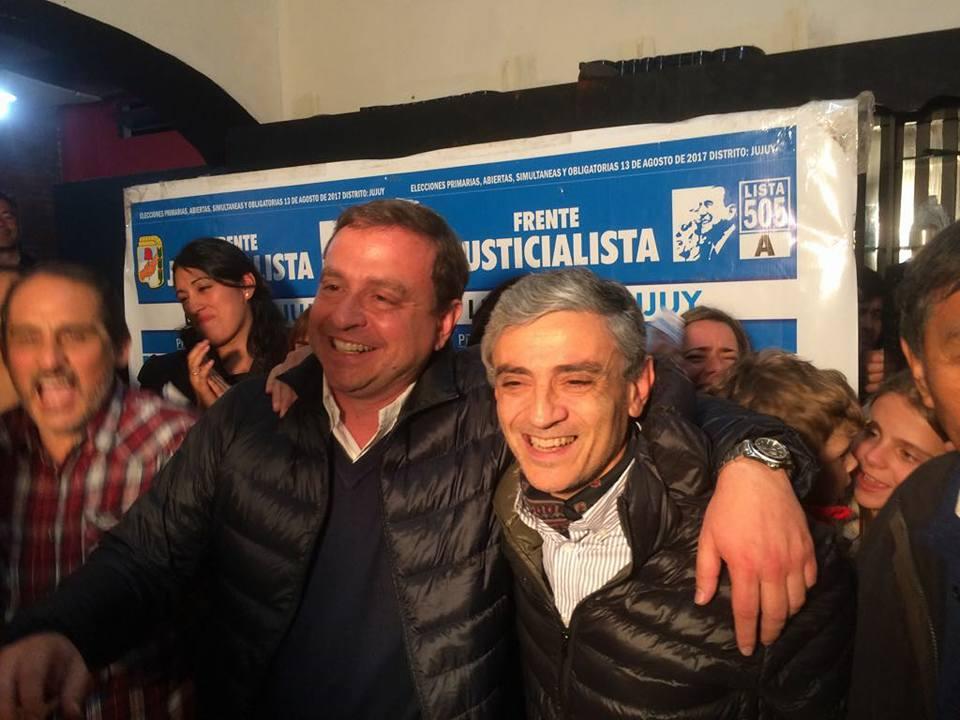 «Vamos a ser la voz para defender los intereses de Jujuy»
