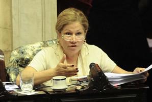"""Para Graciela Camaño, """"la lista de Randazzo fue generada por el Gobierno de Vidal"""""""