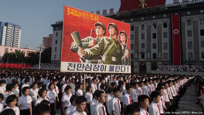 Pyongyang: sólo «la fuerza absoluta» puede funcionar con Trump