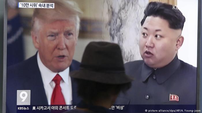 Trump endurece sus amenazas hacia Corea del Norte