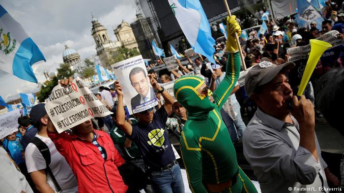 Constitucional de Guatemala suspende la expulsión del jefe CICIG
