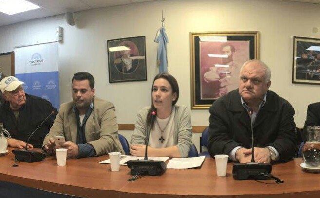 Diputados de la oposición se comprometieron a impulsar la emergencia alimentaria