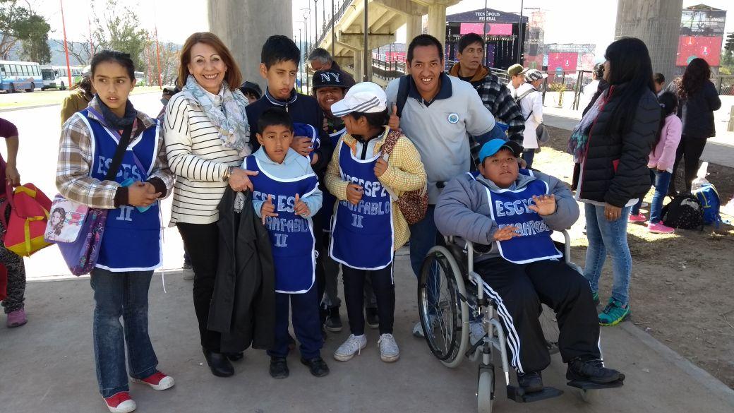 Más de 6 mil estudiantes visitan por día Tecnópolis Federal-Jujuy