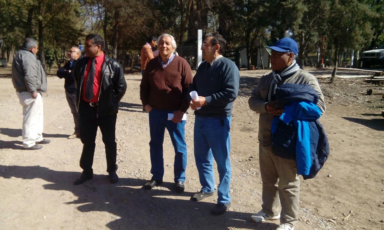 Ficoseco visitó la Escuela Provincial Agropecuaria N° 7