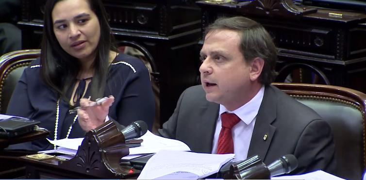 Guillermo Snopek repudió el accionar del gobierno frente a los pequeños productores