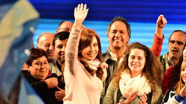 Cristina Kirchner ganó las PASO en la provincia de Buenos Aires por 20.324 votos