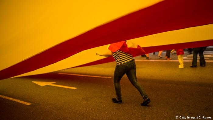 ¿Se puede llegar a romper España por Cataluña?