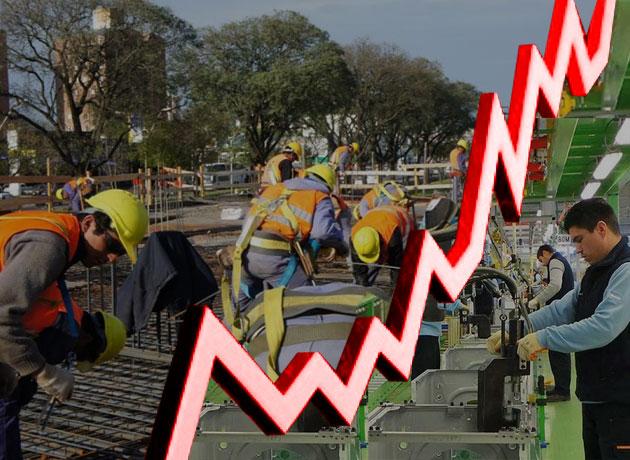 Se consolida la recuperación: la actividad económica creció 4,3% en agosto gracias al fuerte impulso de la construcción