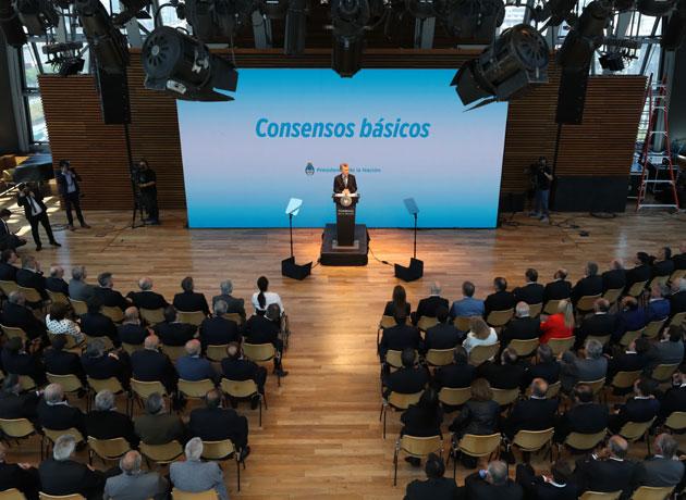 Elogios al discurso y pedidos de mayor alivio tributario: los empresarios se alinearon con la agenda de reformas