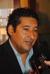 Diputado provincial Nestor Sanabia