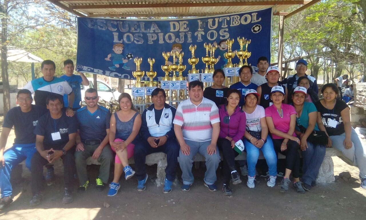 Torneo interprovincial de futbol infantil