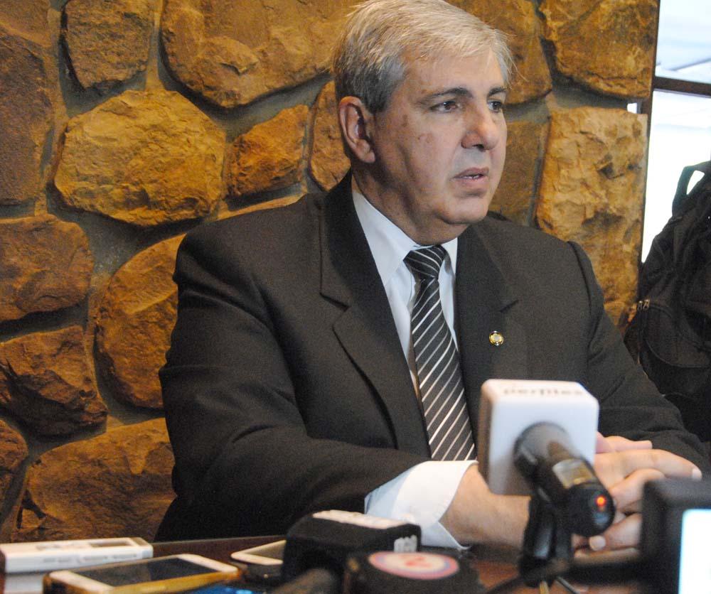 Advierte el vicegobernador que Rolando Ficoseco tiene una causa penal elevada a juicio por fraude al Estado