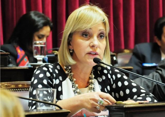"""Liliana Fellner: """"Los votos son sagrados"""""""