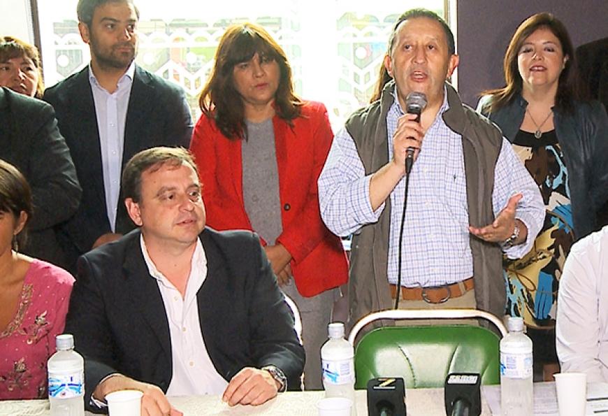 El Justicialismo presentó la Comisión Técnica y Política